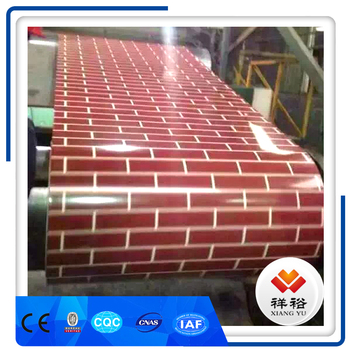 Hot sale shandong prepainted galvanized steel coil ppgi