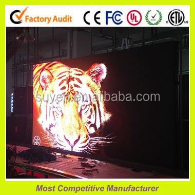 private design standard size China Manufacturer 2015 chinese x videos hd full color led tv lcd led display