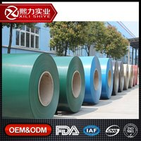 1000 Series Color Coated Aluminum Roofing Coil Factory Prices