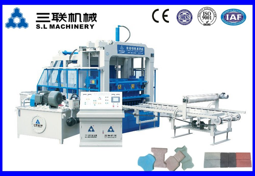 automatic brick making machine price\interlocking brick machine price\mud brick making machinery