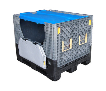 China Made bulk bin plastic pallet australian standard pallets all size storage box