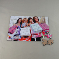 puzzle wooden toy sublimation blank puzzle