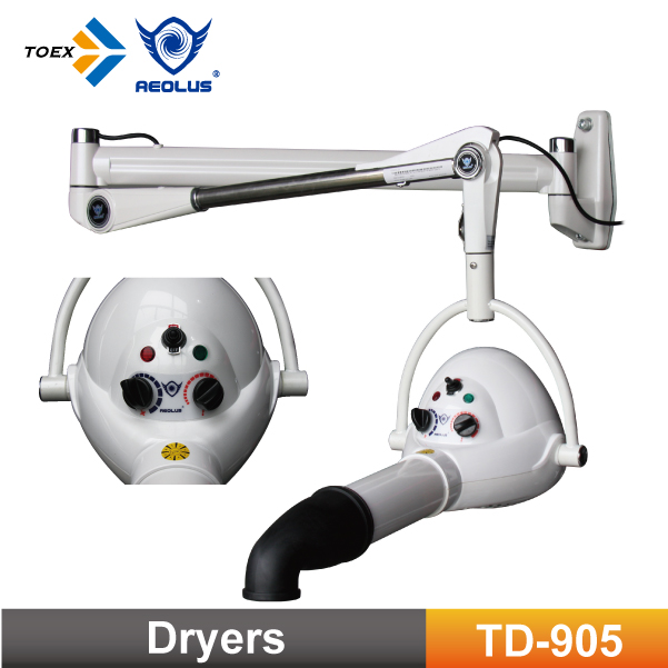 Wall Mounted Dog Grooming Dryer TD-905