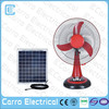 "energy saving 16"" table fan 12v table fan power consumption with timer DC-12V16D2"