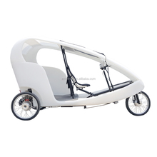 Passenger Pedicab Bicicleta Tricycle Taxi Motorcycle, Three Wheel Electric Tourist Cars Vehicle Bicitaxi