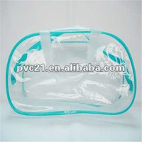 china supplier Heat Sealed EVA Bag/Makeup Packaging Pouch