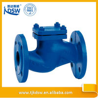 Manufacturer brass counter weighted swing check valve