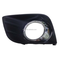 Auto Body parts Foglamp cover for Toyotas Land Cruiser Prado 2010