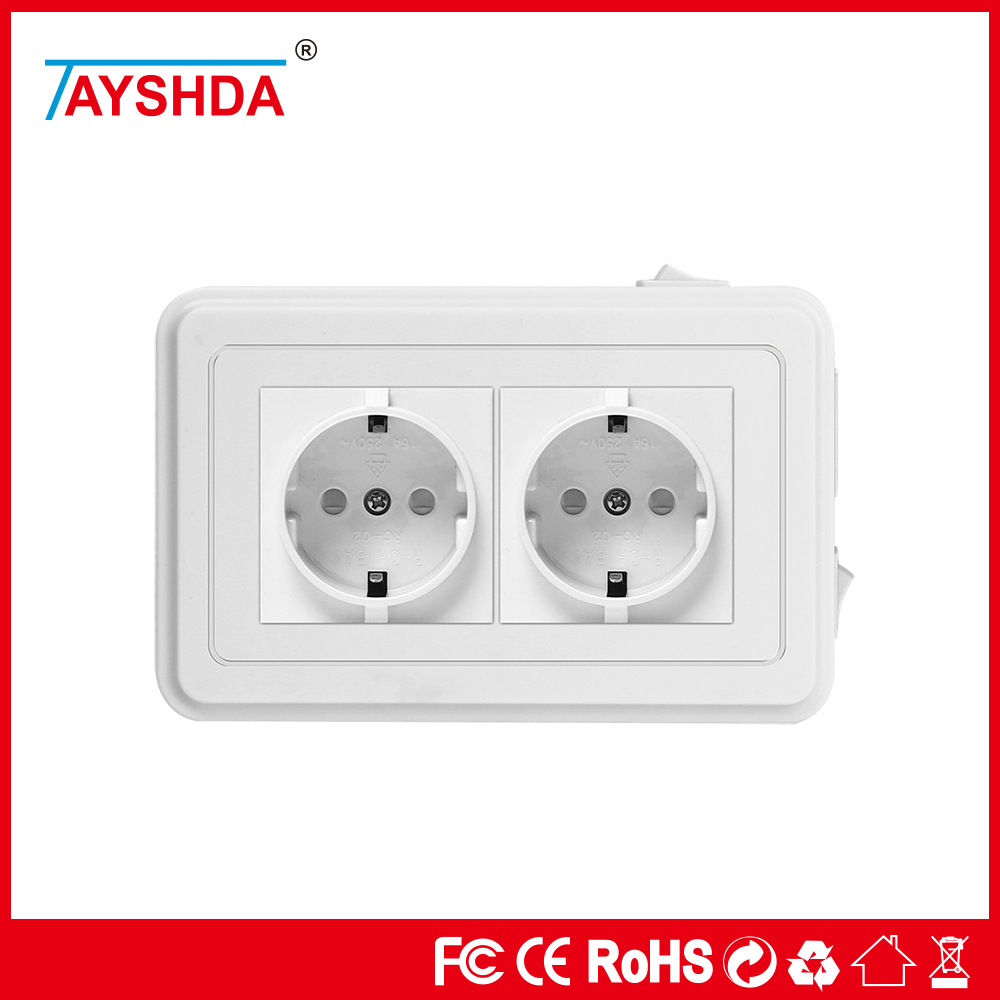 Promotion 220V Electrical Outlet for Commercial Use Dongguan Factory
