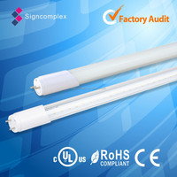 new SMD2835 1200mm 18w tube 6 chinese sex tube tubes8 led light tube with CE ROHS UL