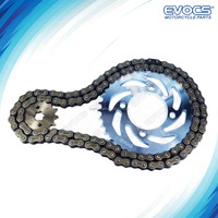Chain Sprocket spare parts Motorcycle for SPARK