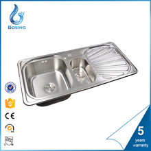 Kitchen ware sink used commercial stainless steel sinks