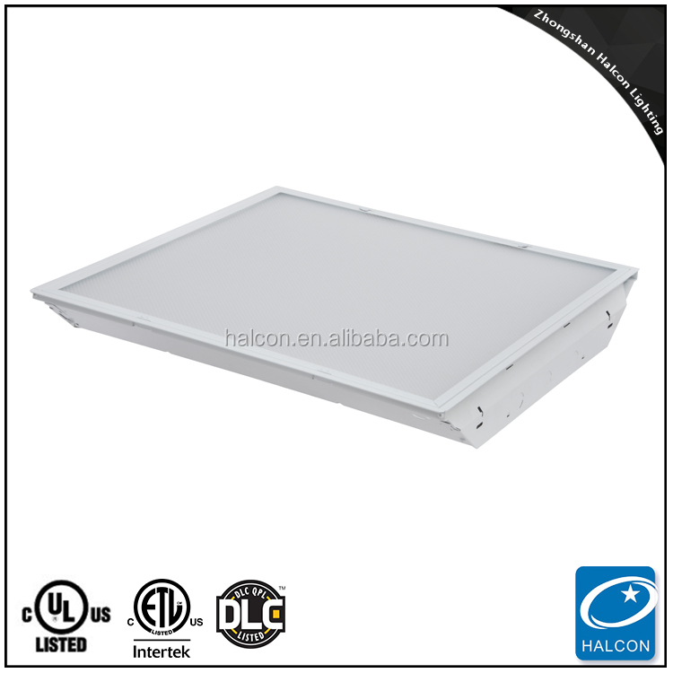 Chinese Factory 90-277V 36W square LED Recessed Light / led recessed ceiling light with UL,DLC,CE