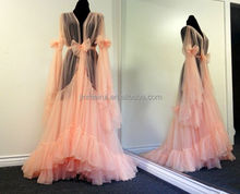 2017 evening dress New Style Soft Tulle vestidos de noiva Prom Gowns