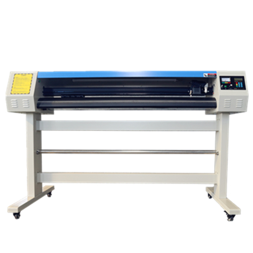 2-in-1 CO2 Laser Cutting plotter
