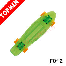 Customized Made PC Mini Skateboards Fish Cruiser Skateboard