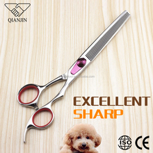 Hot Sell Barber Stylist Thinning Scissors with Straight Teeth