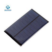 DIY Solar Panel 5V 6V 18V Small Solar Cell Module Power Battery Charger 0.3W 1.1W 1.5W 2W 2.5W 3W for Phones Lamps Toys