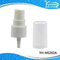 Factory directly provide high quality customize aluminum perfume spray pump
