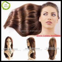 Ali Trade Assurace Paypal Aaccepted No Shedding Tangle Free 100 Human Hair Professional European Virgin Hair Jewish Wig