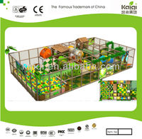 Shopping mall play equipment for kids have fun/indoor play structure