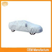 Professional waterproof auto cover/waterproof windshield car cover with high quality and free sample
