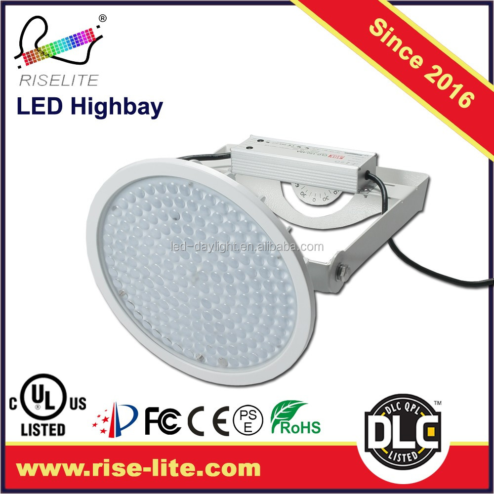 Super ray led light dimmable led low bay 50w led high bay light