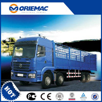 SHACMAN chinese mini truck SX5206CCYGK549 electric cargo truck