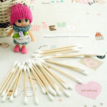 Eco-friendly different sizes low price safety hotel cotton medical cotton swab