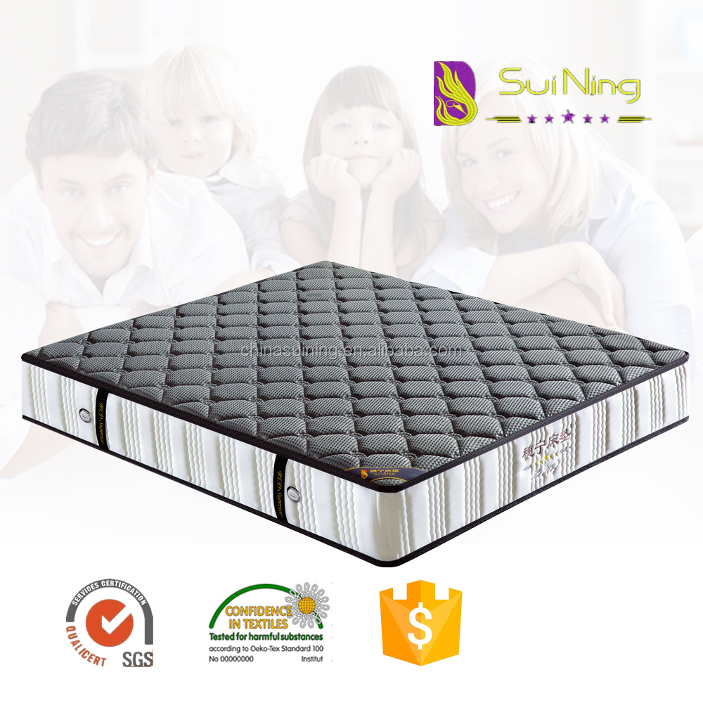Home furniture top 10 3d mattress brands from china manufacturer