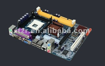 MOTHERBOARD 945GFBAL,SOCKET478, SUPPORT DDR2