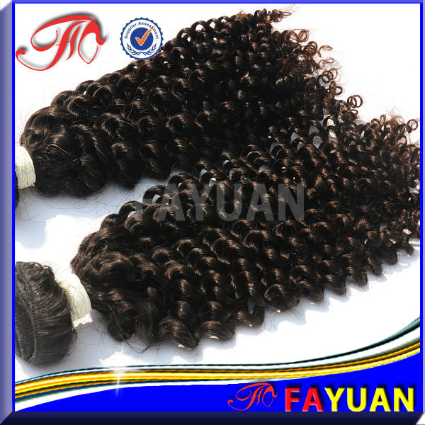 100% Remy virgin human hair bulk no shedding no tangle indian kinky curly hair india remy hair wig shop
