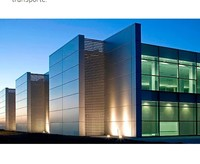 Aluminum composite panel economical exterior glass wall facade aluminum cladding