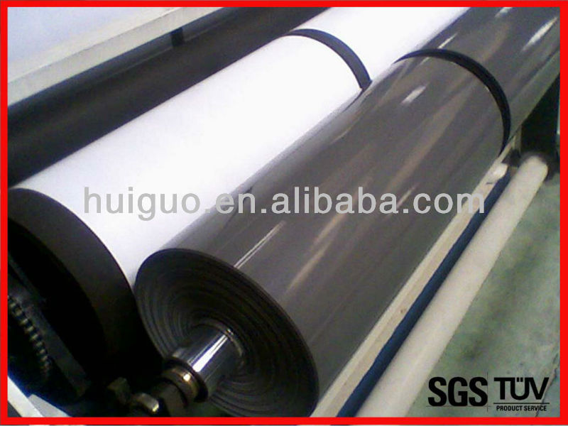 3 layer coextruded multi-layer poly film