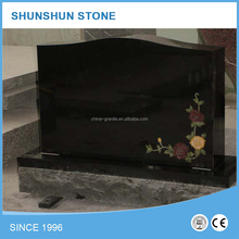 Chinese Manufacturer Polished Granite Monument Canada Headstone