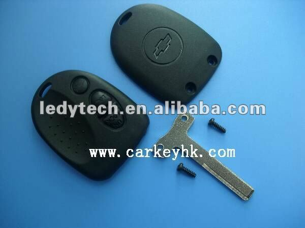 High quality Cheverolet Holden car remote key case shell, car key blank