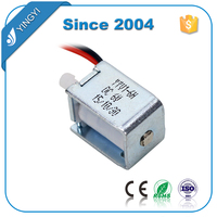 3 Way 2 Position Normal Open Solenoid Mini Air Valve 6v