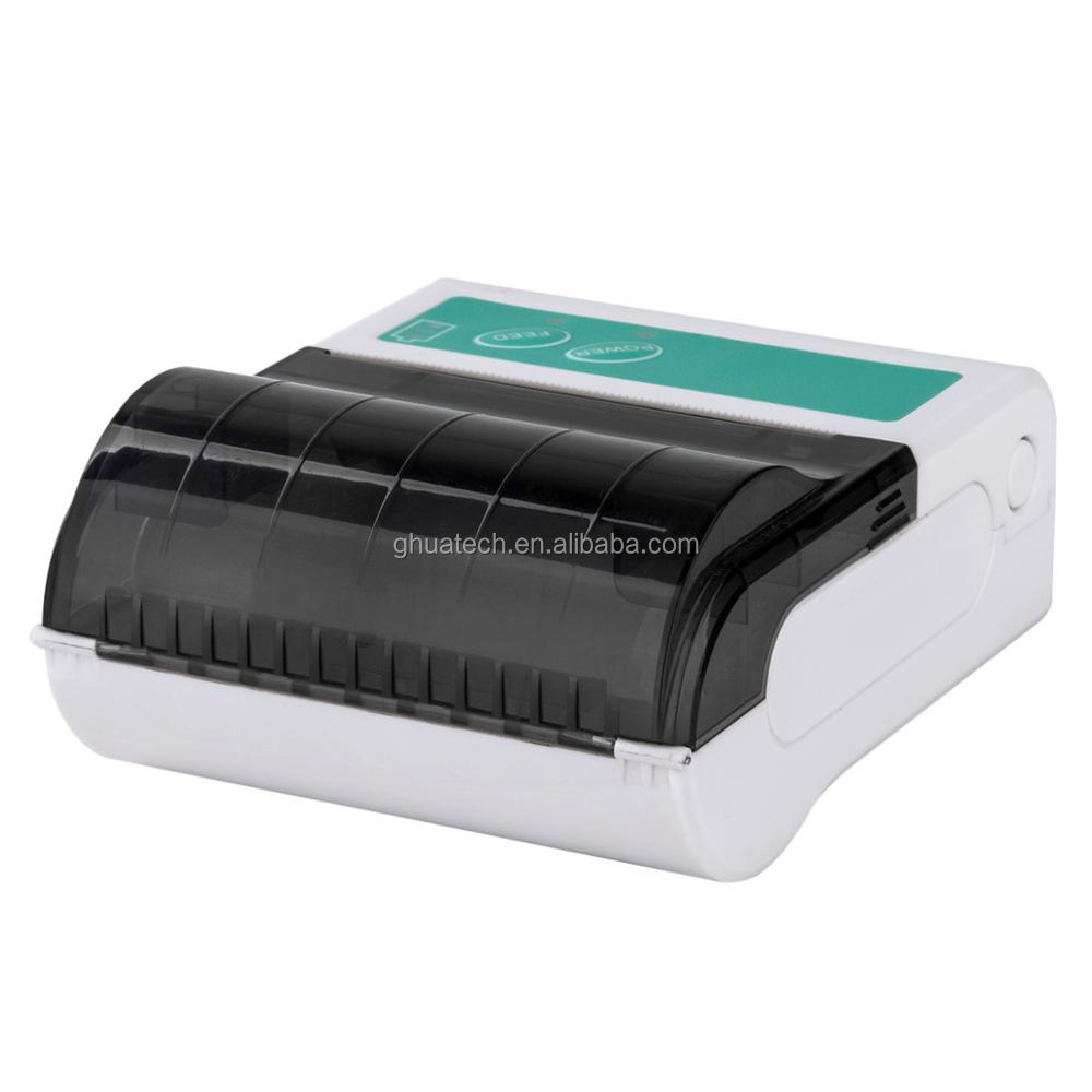 GH Mini Bluetooth handheld cable id printer for Android and IOS online order printing