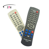 wireless universal TV/DVB remote control for home appliance