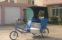 Manual Pedicab Rickshaw