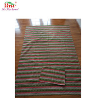 Christmas Style Rectangle Tablecloth Linen Table Cloth for Dinner Parties Table Cover