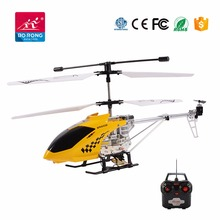 best selling fly alloy series radio control model helicopter 3.5 CH LED Light with Gyro toy for kids BR6108