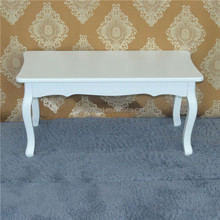 Bisini handmade carving antique kd mdf wood price white coffee table for sale used living room