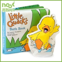 EVA Magic Spots Water Color Change baby bath book