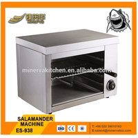Electric Salamander Grill Machine Commercial Kitchen