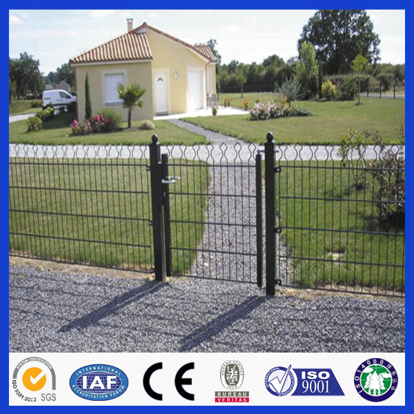 low price powder coated cheap metal sheet metal fence. Black Bedroom Furniture Sets. Home Design Ideas