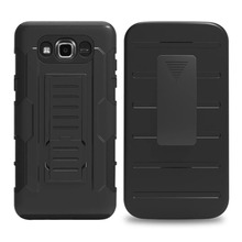 slim armor combo belt clip card case for samsung galaxy j7 2016