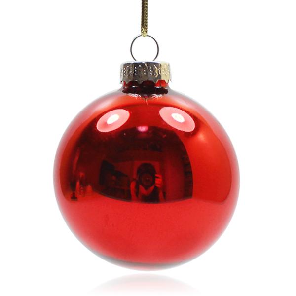 100 wholesale colorful christmas glass balls christmas for Cheap christmas ornaments