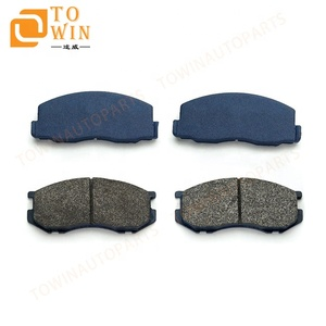 GDB1195 trailer brake pad GDB3086 7371 FOR TOYOTA Previa Car Parts 04465-28040 D500 D615