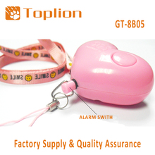 Factory wholesale high quality personal alarms for women lightweight unique design